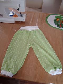 grønne bukser