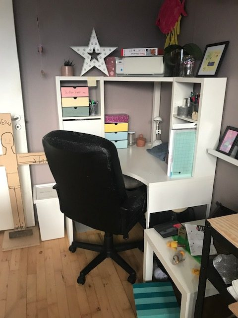Pias kreaværelse