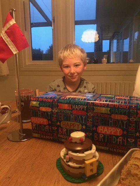 Mathias 8 år