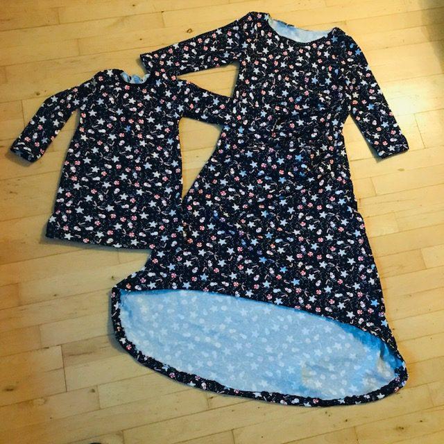 Mor/datter kjoler