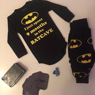 Babysæt batmanstof